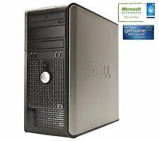 Dell OptiPlex 755 WiFi 8 GB Ram 1 TB  Windows 7 Professional Wireless Desktop