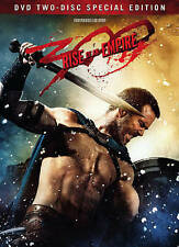 NEW!!! 300: Rise of an Empire (DVD, 2014, 2-Disc Set)