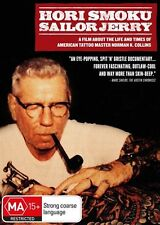 Hori Smoku Sailor Jerry (DVD, 2012)