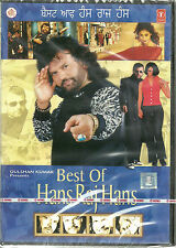 BEST OF HANS RAJ HANS-BOLLYWOOD HIT SONG DVD-FREE UK POST