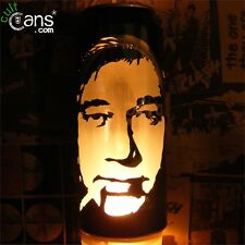 Bill Hicks Beer Can Lantern! Pop Art Portrait Candle Lamp