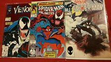 64 comic book package spiderman ghost rider superman spawn venom hulk xmen +