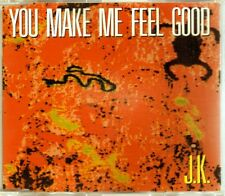 J.K. - You Make Me Feel Good - CDM - 1993 - Eurodance Italodance Jenny B.