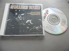 ROLLINS BAND : ELECTRO CONVULSIVE THERAPY CD ALBUM IMAGO MADE IN JAPAN 1993