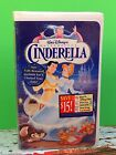Walt Disney Cinderella Classic New Factory Sealed VHS Home Movie Video Tape OOP