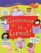 Ruth Thomson Grammar is Great! (Focus on Writing) Very Good Book