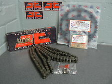 YAMAHA YZF R125 CHAIN AND SPROCKET KIT HEAVY DUTY 08-16