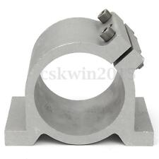 Diameter 80mm Spindle Motor Clamp Bracket With Screws for CNC Engraving Machine