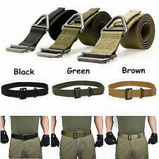 Blackhawk Emergency Rescue Military Rigging Rigger Belts Adjustable Green