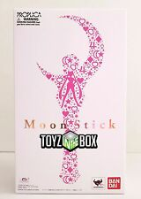 "In STOCK Bandai Tamashii Proplica ""Crescent Moon Stick"" Sailor Moon Prop Replica"