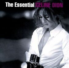 The Essential Celine Dion BRAND NEW SEALED 2-CD US Columbia 26 track version