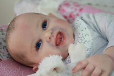 REBORN BABY 3-6 MONTH GIRL TORI BY PING LAU FROM VAHNI GOWING