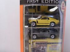 1998 Matchbox Premiere Limited Ed. 1st Edition 1970 Boss Mustang Die Cast Car
