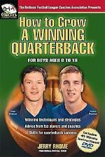 Buy Two Get One FREE~ How to Grow a Winning Quarterback for boys 8 to 18 w/DVD