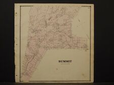 New York, Schoharie County Map, 1866, Summit Township Z4#43