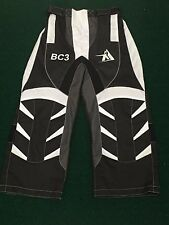 "New Summit Hockey Ltd. Inline Hockey Adult Pants X-Large Black/White 34""-38"""
