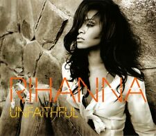 Rihanna Unfaithful Australian CD Single Rare 2006 From The Album A Girl Like Me