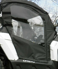 Soft Full DOOR Kit ~ CF MOTO ZForce Z6 + Z8 ~ New  ~ UTV Enclosure ~ 3 Colors