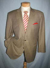 Awesome Chester Barrie for Carroll&Co Beverly Hills suit jacket dual vent UK 46R