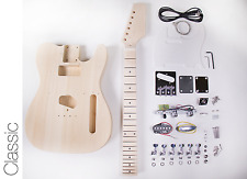 NEW DIY Electric Guitar Kit Tele Style Build Your Own Guitar