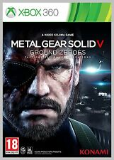 Metal Gear Solid V: Ground Zeroes Xbox 360 #K2026