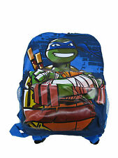 "A03525 Teenage Mutant Ninja Turtles Small Backpack 12"" x 10"""
