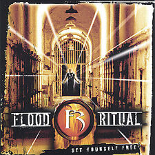Flood Ritual Set Yourself Free 11 track 2005 cd NEW!