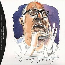 1 CENT CD Whoopin' the Blues: 1947-1950 - Sonny Terry SEALED/BLUES/DIGIPAK