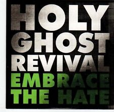 (EM401) Holy Ghost Revival, Embrace The Hate - 2008 DJ CD