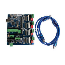 TB6600 CNC 4 Axis USB Mach3 Stepper Motor Driver Controller Board 200K 2In1