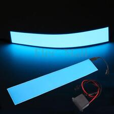 EL Electroluminescent Tape Panel Back Light With Inverter Blue 30cm Party Decor