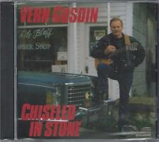 VERN GOSDIN Chiseled In Stone Tight As Twin Fiddles Set 'Em Up Joe NEW CD