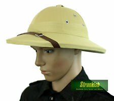 FRANCE FRENCH ARMY STYLE TROPICAL PITH SUN VISOR HAT