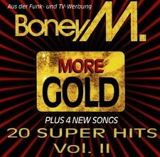 Boney M. More gold-20 super hits II (1993) [CD]