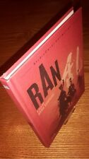 RAN Blu-ray Studio Canal digibook all region b free abc(80's Japanese war/drama)