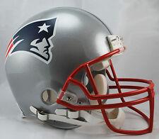 NEW ENGLAND PATRIOTS NFL Riddell Pro Line AUTHENTIC VSR-4 Football Helmet