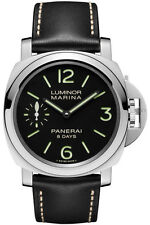 PAM00510 | NEW PANERAI LUMINOR MARINA 8 DAYS ACCIAIO MENS LIMITED EDITION WATCH
