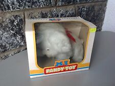 Vintage MC 80's plush MB#MECANICA IBENSE PANDY TOY rare boxed BARVAL