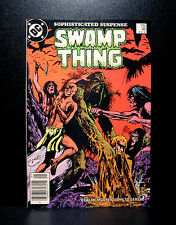 COMICS: DC: Saga of the Swamp Thing #48 (1980s), John Constantine app - RARE