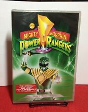 Mighty Morphin Power Rangers: Green with Evil (DVD, 2014)NEW - Free Shipping