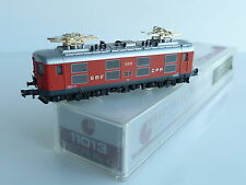 HOBBYTRAIN LOCOMOTIVE ELECTRIQUE Re 4/4 10010 DE LA SBB CFF REF 11013