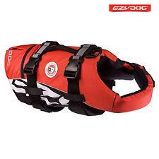 Ezydog DOG galleggiamento dispositivo-giubbotti di salvataggio per cani-Rosso Large Float