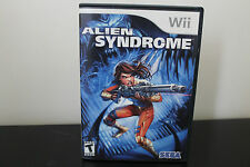 Alien Syndrome  (Wii, 2007) *Tested
