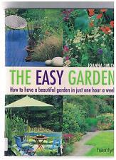 The Easy Garden, Joanna Smith, Beautiful garden one hour a week,