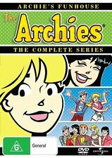 Archie's Funhouse - The Complete Series (DVD, 2009, 3-Disc Set) Region 4 DVD NEW