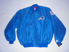 Vintage New England Patriots football Jacket XL NWT Starter More Stuff Sweet !!