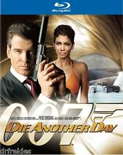 007 Die Another Day (Blu-ray Disc, 2008) New
