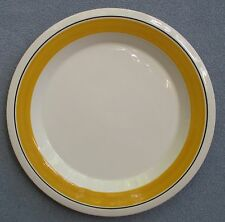 Arabia of Finland Faenza Yellow Luncheon Plate