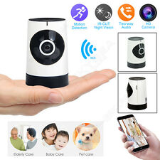 HD Wireless Wifi IP Camera CCTV Webcam Home Security Baby Monitor Two-Way Audio