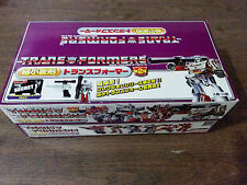 Transformers Takara WST Series 2 Sealed inner case Counter Display NEW  RARE